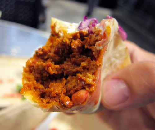Chorizo nomz @ Mexicue