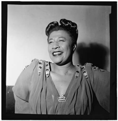 [Portrait of Ella Fitzgerald, New York, N.Y., ca. Nov. 1946] (LOC)