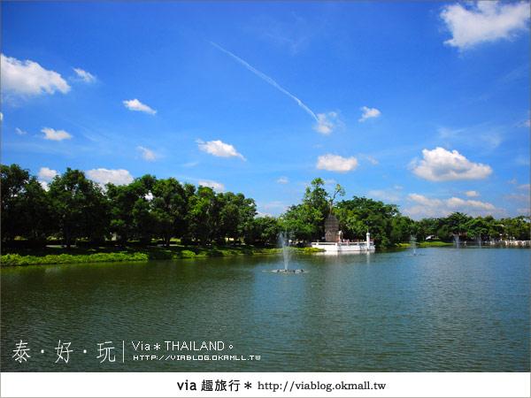 【泰國旅遊】大城之旅|泰皇的渡假聖堂~芭茵夏宮2