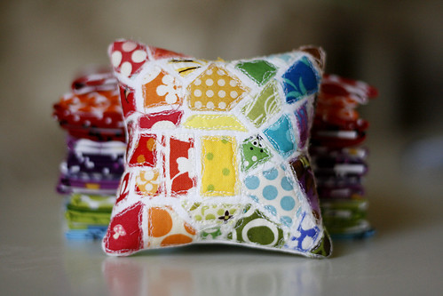 Mosaic Pincushion