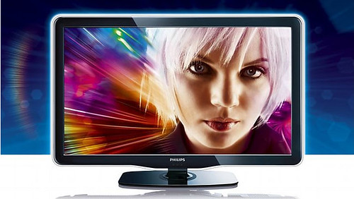 Click On This Picture For Cheap Prices and More Information On the Philips 32PFL5605H (32PFL5605) 32inch LCD Television With Ambilight And Freeview