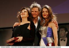 Nastri d'Argento 2010, su Rai1 la serata del Teatro Antico