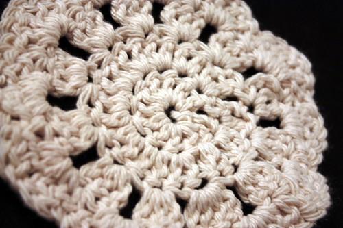 Crochet 102 Coaster