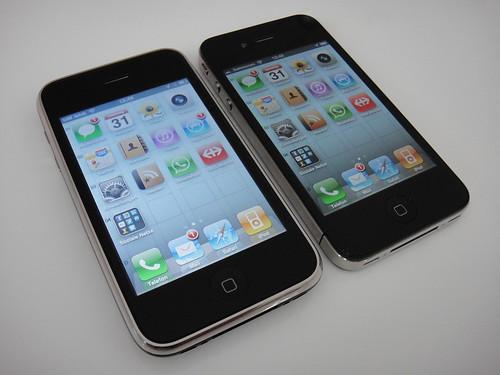 Apple Iphone 3gs Vs Iphone 3g