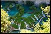 (AWD Alessandro Vecchi) Tags: park blue parco lake green water lago waterfall lakes croatia waterfalls acqua croazia hrvatska plitvice cascate cascata nazionale jezera plitvička laghi lička the4elements alessandrovecchi plješivica