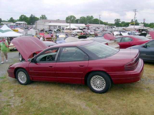 intrepid dodge 1998 mopar carshow carlislepa fwdmopar carlisleallchryslernationals