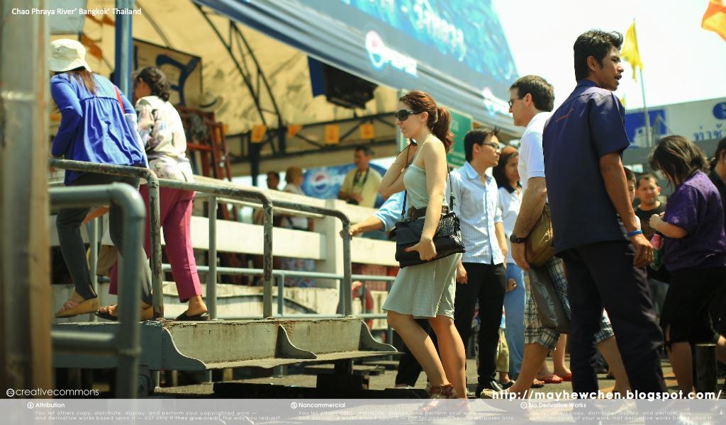 Chao Phraya River 09
