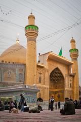 An Najaf (Hussain Isa) Tags: imam  shiite imamali holyplace annajaf                aliraq