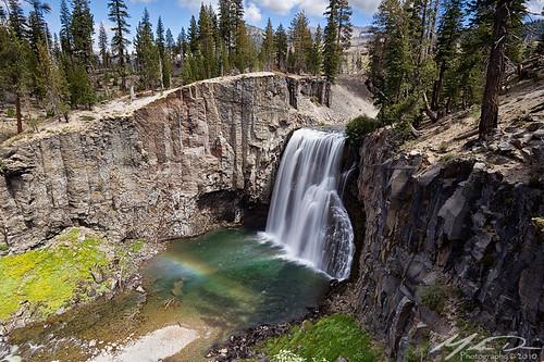 Rainbow Falls, Devils Postpile