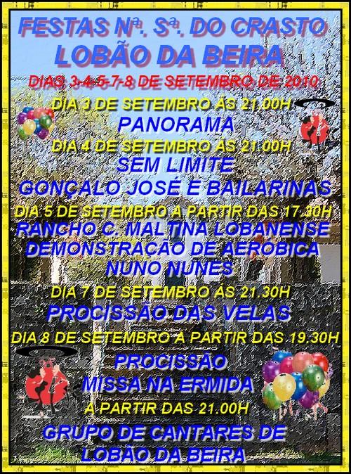 CARTAZ NÃO OFICIAL-FESTA SRA DO CRASTO 2010