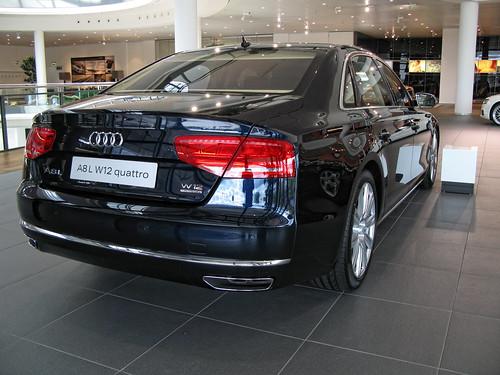 gag mbois blaz: Audi A8 L W12 Quattro