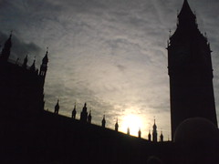Big Ben Photo (Mike A. Keys) Tags: uk houses england sun london tower st clouds big ben circles gothic stevens destiny parliment darkened