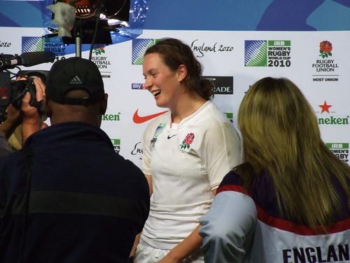 England 15 - 0 Australia