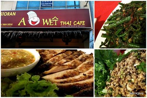 Awet Thai Cafe