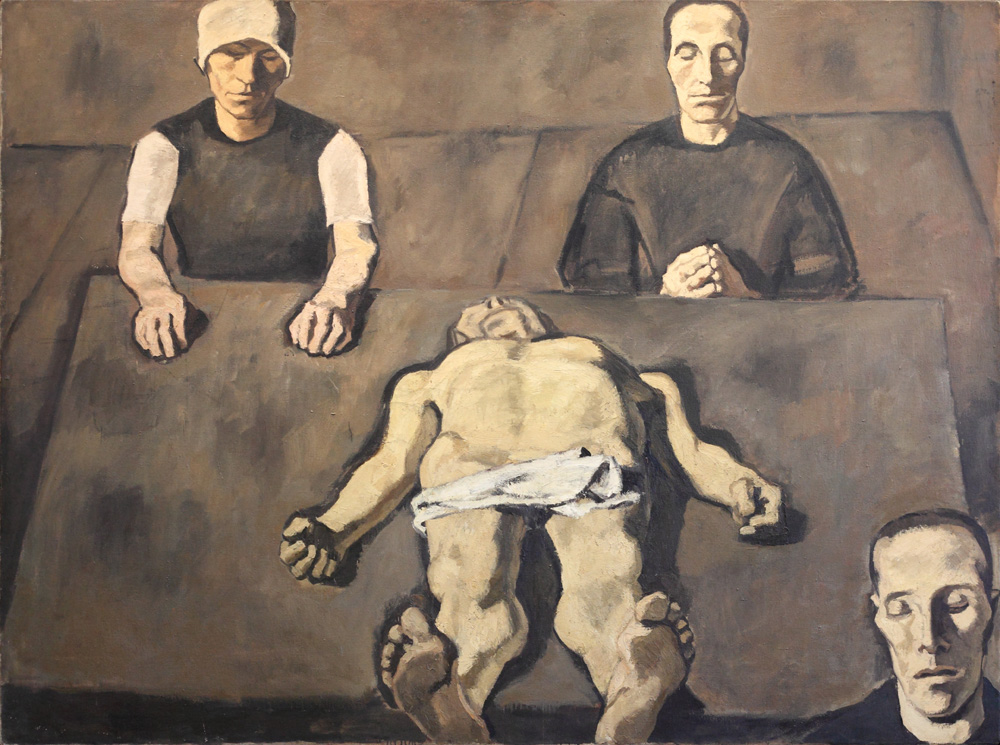 """Albin Egger-Lienz, """"Pietá"""", 1926"""