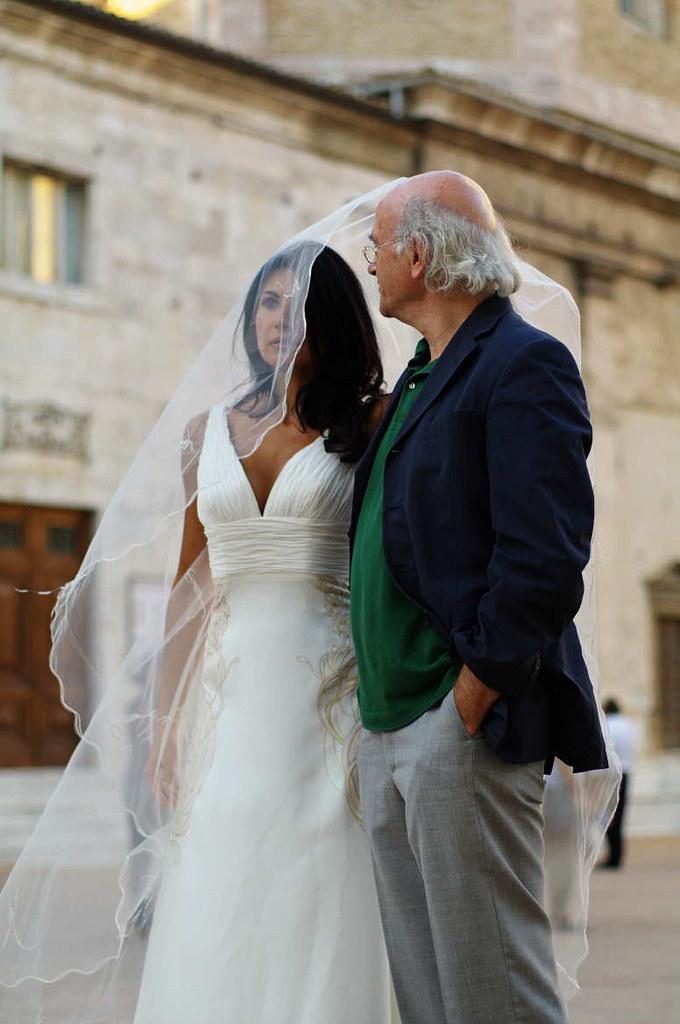 Miss Italia Nadia Bengala - Piazza del Duomo di Spoleto