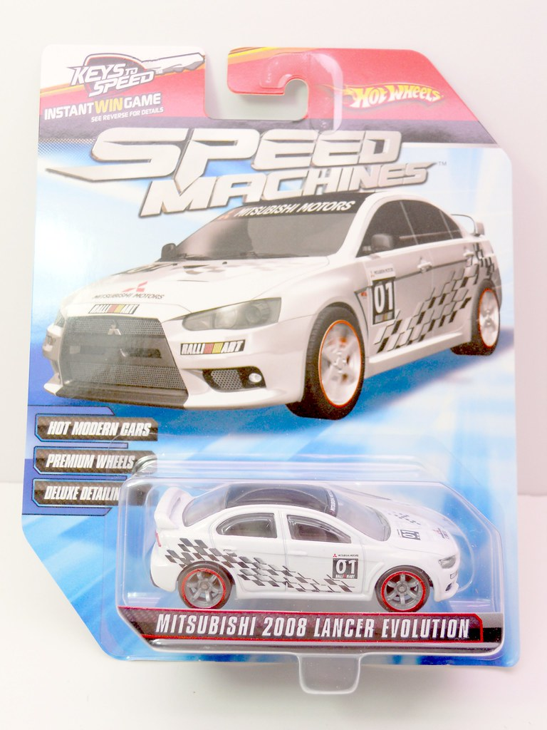 hws speed machines mitsubishi  lancer evolution white (1)