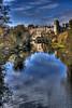 Warwick Castle (Jared Benney) Tags: pentax hdr photomatix tonemapped k100d