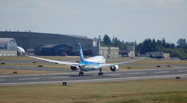 Boeing 787 Dreamliner N787EX ZA002