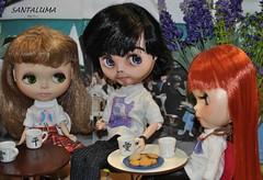 Close de Iani, Mike e Aisha!!