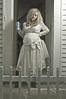 WT Bride Concept #7 (isayrock) Tags: wedding white beer trash bride dress cigarette humor pregnancy pregnant smoking belly maternity trailer redneck hillbilly