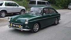 vw vintage volkswagen beetle van camper crich