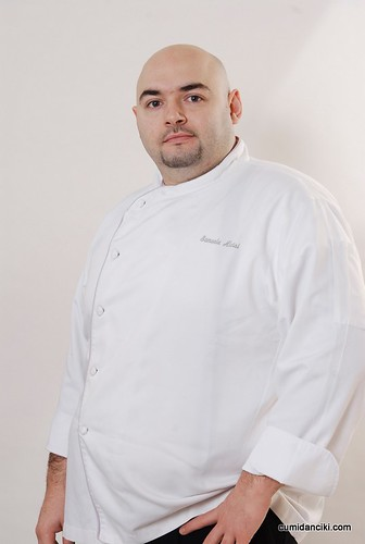 Chef Samuele Alvisi, Executive Chef