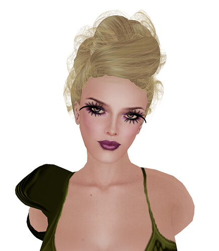 :: Exodi :: Isolde Cachet - 17  + [OH] Alex - GOLD not free on Hair Fair sim 4