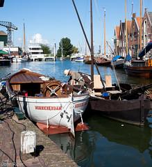 Monnickendam (John Riper) Tags: john boat fisher ijsselmeer monnickendam northholland riper johnriper