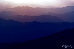 Staring at the Sun (P. Oglesby) Tags: sunset mountains landscapes nikon nikkor thehighlander godlovesyou blueribbonwinner coth greatsmokymountainsnp anawesomeshot theunforgettablepictures absolutelystunningscapes yourwonderland coth5 mygearandmepremium photocontesttnc10