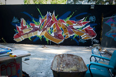 Digi Splash (Scotty Cash) Tags: graffiti chez wan berkely 2010 keb nwk sueme 9lives themo