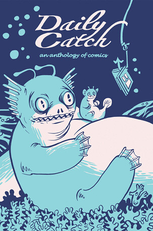 Daily Catch cover by Laura Terry