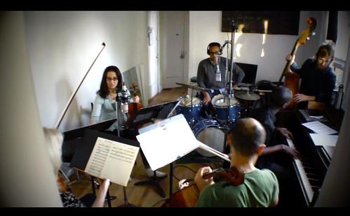 Nicholas Gajewski's strings record