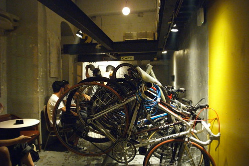 NOON CYCLE SALON