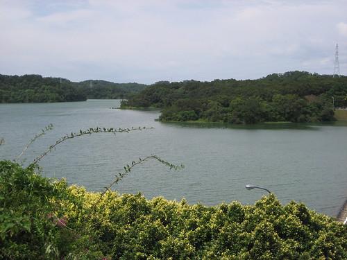 苗栗永和山水庫一景