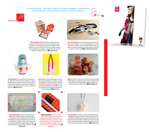 September 2010: My recommendations at H Magazine