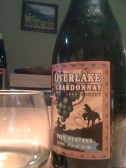 2009 Overlake Chardonnay