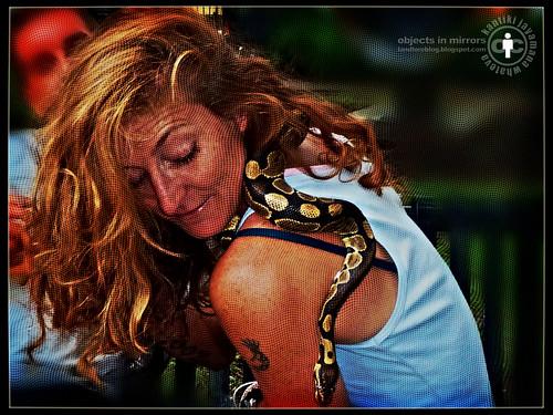 Ramona Mayhem, Snakecharmer