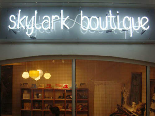 skylark boutique