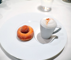 "9th Course: ""Coffee and Doughnuts"""