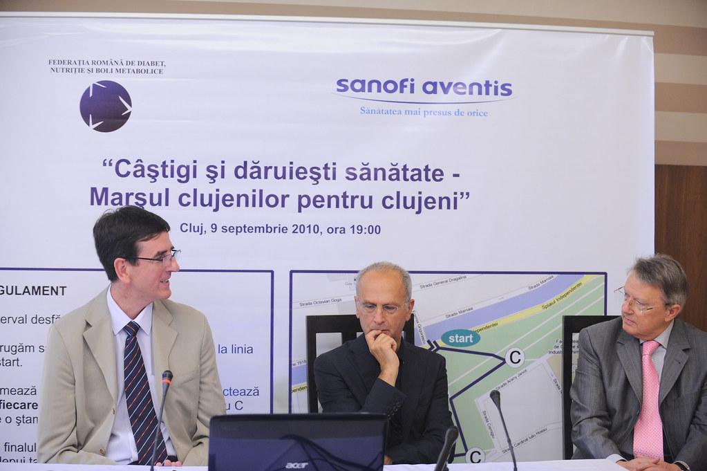 Peste 500 de medici s-au reunit la Cluj-Napoca, la cea de-a VIII-a ediţie a Congresului  Federaţiei Române de Diabet, Nutriţie şi Boli Metabolice