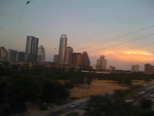 Austin Sunset - TX