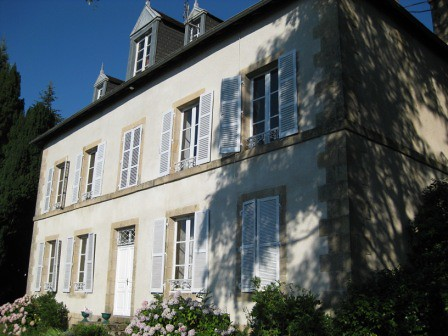 Laurent's House in Croussac
