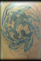 sjest1 (seanrakos) Tags: portrait art tattoo texas arm leg tribal sean atomic atomictattoo rakos seanrakos traditionalprayinghands pflugervilleaustin wwwseanrakoscomtattooaustinaustintxatomictattooatomicseanseanrakosskullportraittraditionalcolorevil