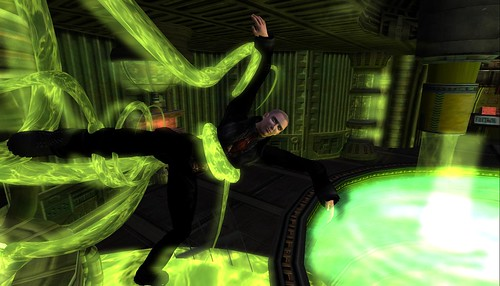 aoshi attacked in doom ship