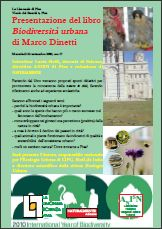 biodiversità urbana Dinetti
