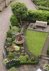 Windmill in garden (Ciao Anita!) Tags: friends netherlands windmill garden utrecht nederland tuin kerk molen olanda mulino giardino ijsselstein dewindotter