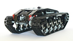 Black Panther 02 (Barman76) Tags: acc tank lego technic