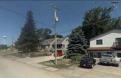 a street in Randolph MN (via Google Earth)