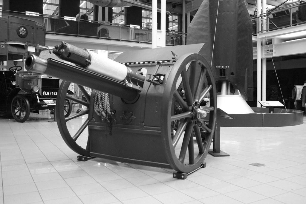 18 Pounder gun